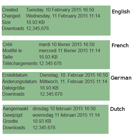 Language summary01A